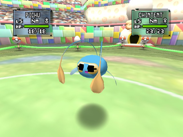Pokemon Stadium 2 - New Pokemon? - User Screenshot