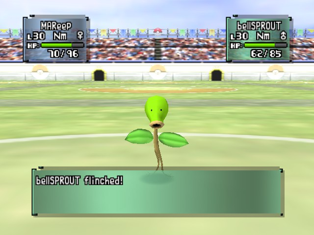 Pokemon Stadium 2 - WTH!? - User Screenshot