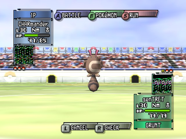 Pokemon Stadium 2 - New Skin - User Screenshot