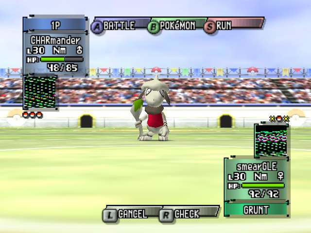 Pokemon Stadium 2 - ShirT - User Screenshot