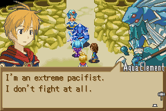 Summon Night - Swordcraft Story 2 - Yeah...right - User Screenshot