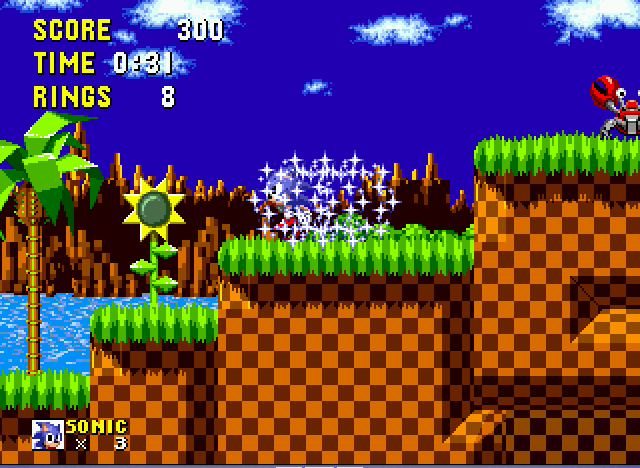Sonic the Hedgehog - AM I HAVING A SEZIER OR AM I INVINSABLE - User Screenshot