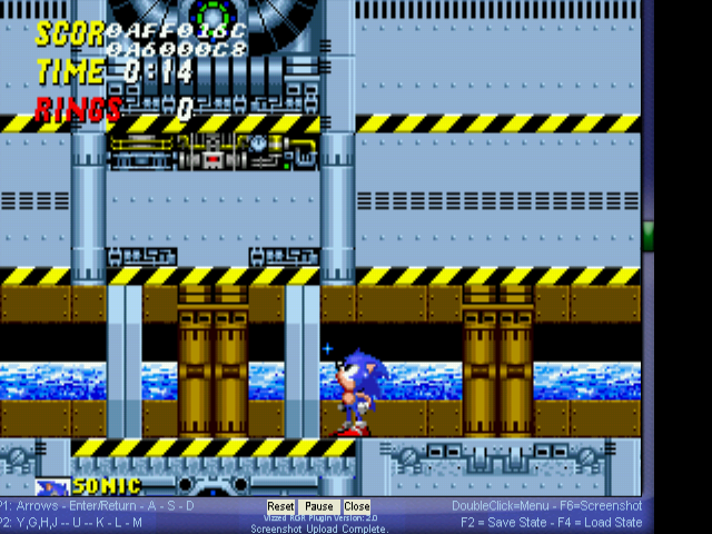 Sonic 2 Long Version - ? - User Screenshot