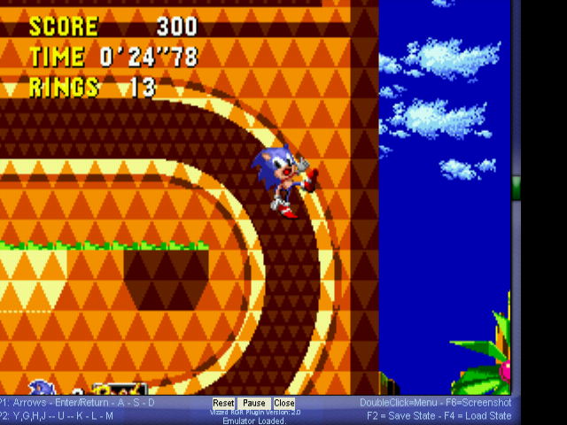 Sonic CD (european version) - Misc xd - lool - User Screenshot