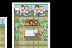 Pokemon Leaf Green - Me and my uncle rulin