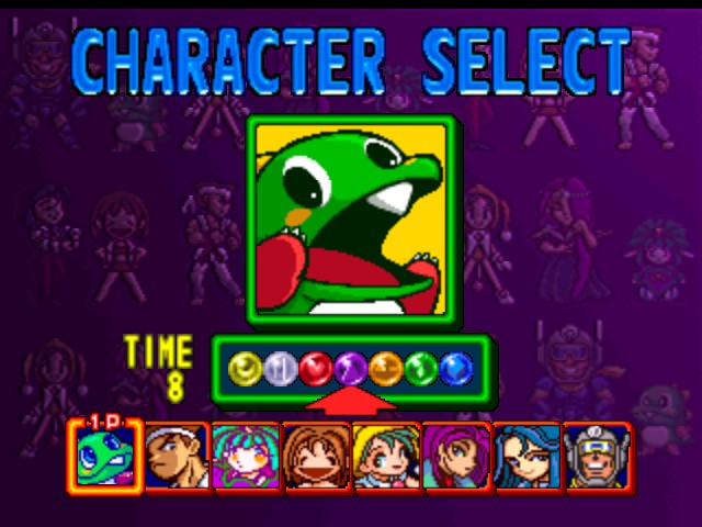 Marina -Character Select :It