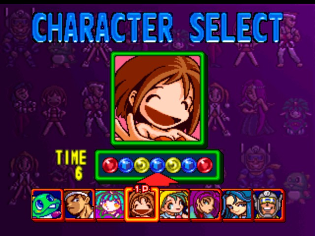 Marina -Character Select :This is Marina. She looks dumb. - User Screenshot