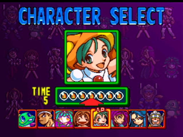 Marina -Character Select :Twinkle the Jester - User Screenshot