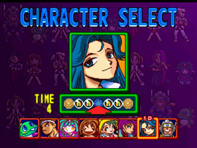 Marina -Character Select :Jack. When I was younger, thought it was girl - User Screenshot