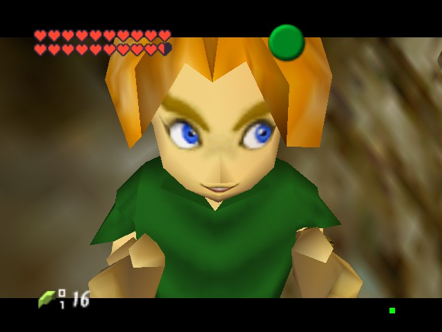 The Legend of Zelda - Ocarina of Time (Debug Edition) - Cut-Scene  - FINAL FLASH!!! - User Screenshot