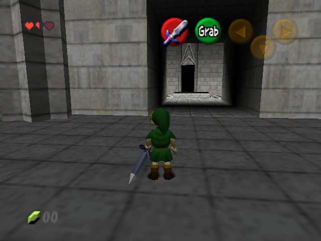 The Legend of Zelda - Ocarina of Time (Debug Edition) - Misc uh - lol - User Screenshot