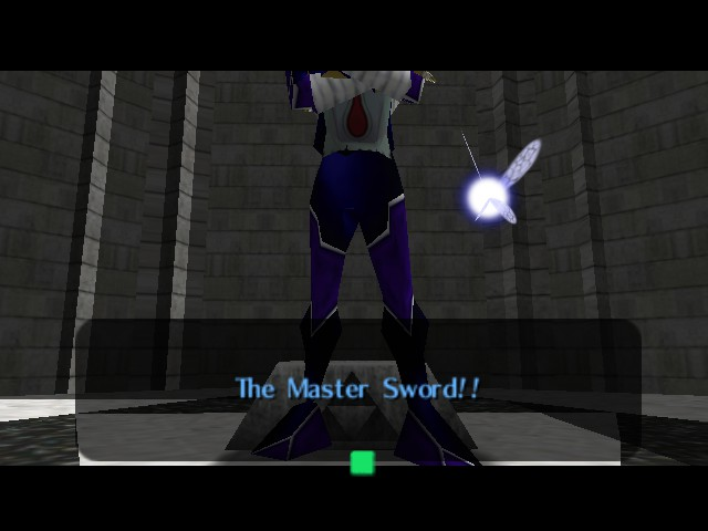 The Legend of Zelda - Ocarina of Time (Debug Edition) - Misc glitch - lol - User Screenshot