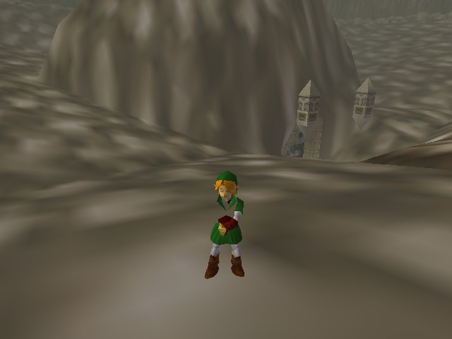 The Legend of Zelda - Ocarina of Time (Debug Edition) - Uh. - User Screenshot