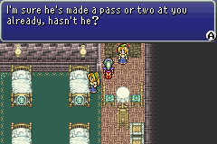 Final Fantasy VI Advance - Uh... Ya think? - User Screenshot