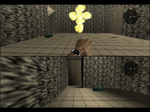 GoldenEye 007 - Mwahahaahaa!! Took me forever but I got it xD - User Screenshot