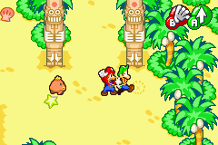 Mario & Luigi - Superstar Saga - HothothothothothotHOT!! - User Screenshot