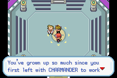 Pokemon Fire Red Omega - But I chose Elekid. . . - User Screenshot