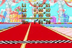 Mario Kart - Super Circuit - In your face mcmuffin! 1:51:70! - User Screenshot