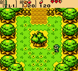 Zelda - Oracle of Ages - there used to be ember seeds here. - User Screenshot