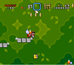 Super Mario World - hey! - User Screenshot