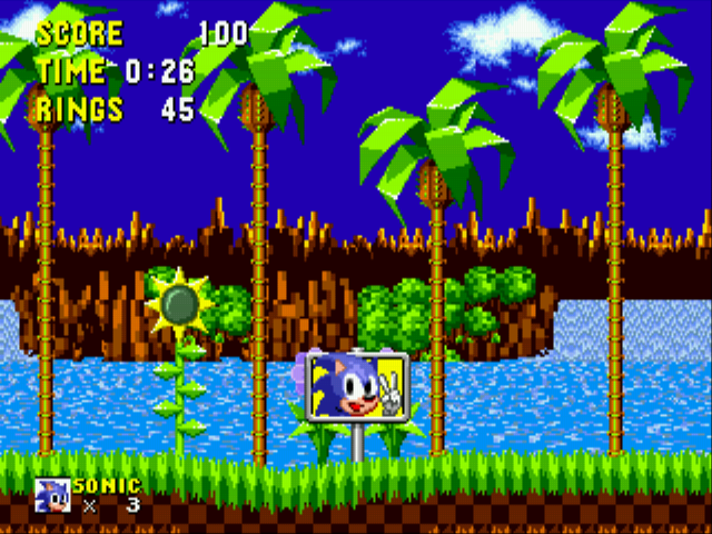 Sonic the Hedgehog - woop - User Screenshot