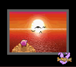 Kirby Super Star - Cut-Scene  -  - User Screenshot