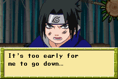 Naruto - Ninja Council 2 - WTHECK!? happened to his EYES!? - User Screenshot