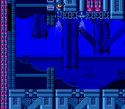 Mega Man - The Wily Wars - yea! I died! - User Screenshot