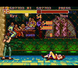 Super Street Fighter II - The New Challengers - perfect! - User Screenshot