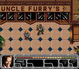 True Lies - Uncle Furry