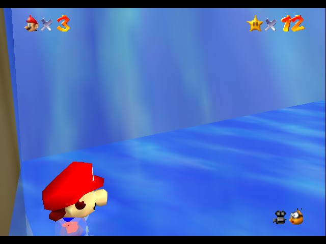 Kaizo Mario 64 - Level  - ??? - User Screenshot