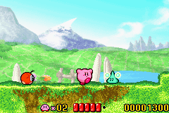 Kirby - Nightmare in Dream Land - Kirby lol - User Screenshot