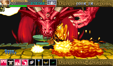 Dungeons & Dragons: Shadow over Mystara (Euro 960619) - I liked her before she went Dragon on me. - User Screenshot