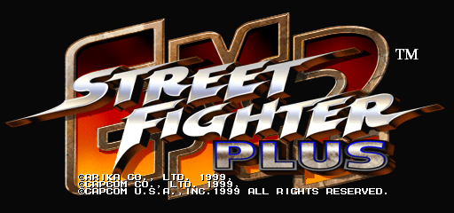 Street Fighter EX 2 Plus (USA 990611) - 3D Fighter /1999 - User Screenshot