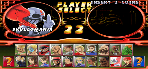 Street Fighter EX 2 Plus (USA 990611) - Arika - User Screenshot