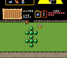 Legend of Zelda, The - Fourth Quest - Boom Boom Boom - User Screenshot