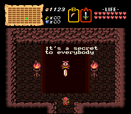 "Legend of Zelda, The - Fourth Quest - ""Money. It"