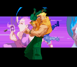 Street Fighter Alpha 2 - .... - User Screenshot