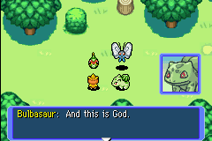 Pokemon Mystery Dungeon - Red Rescue Team - Cut-Scene  -  - User Screenshot