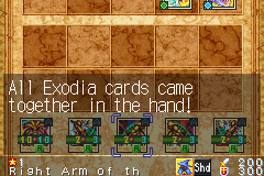 Yu-Gi-Oh! - Reshef of Destruction - Battle  - EXODIA... OBLITERATE - User Screenshot