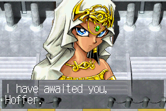Yu-Gi-Oh! - The Sacred Cards - Cut-Scene  - alright. are you married? - User Screenshot