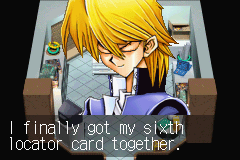 Yu-Gi-Oh! - The Sacred Cards - Cut-Scene  - ABOUT TIME. DO YOU KNOW WHAT I HAD TO DO??? - User Screenshot
