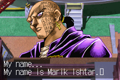 Yu-Gi-Oh! - The Sacred Cards - Cut-Scene  - hello. nice to meet you mr Marik Ishtar - User Screenshot