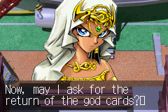 Yu-Gi-Oh! - The Sacred Cards - Cut-Scene  - F NO - User Screenshot