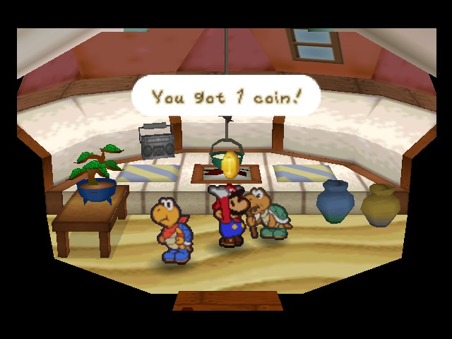 Paper Mario - Misc  - OMG yes always wanted that!!! - User Screenshot