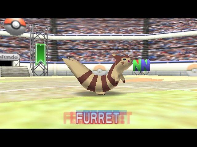 Pokemon Stadium 2 - Ending  - My star! - User Screenshot