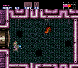 Super Metroid - Boss Rush Mode - peepers - User Screenshot