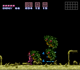 Super Metroid - Boss Rush Mode - awww..how cute....(pt.1) - User Screenshot
