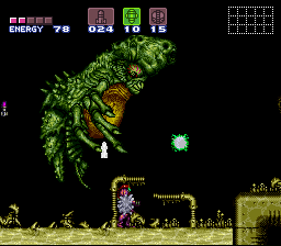 Super Metroid - Boss Rush Mode - ahh caught - User Screenshot