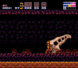 Super Metroid - beauty killed the beast - User Screenshot
